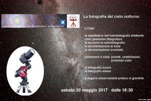 CNAI  Fotografia Astronomica Mostre Diffuse Fotografia