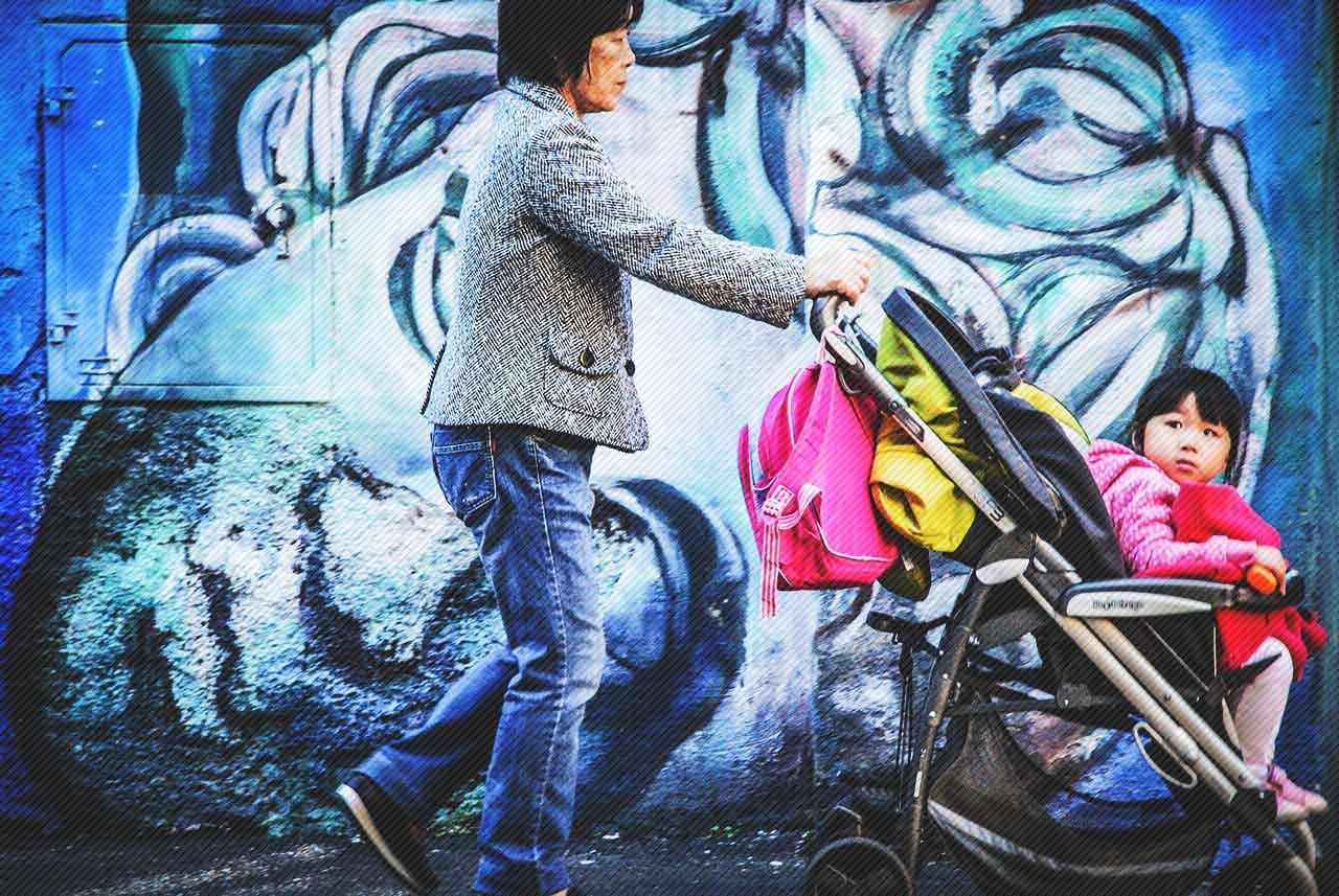 mostre diffuse fotografia 2016 - roma street view - ph Teresa mancini 2015