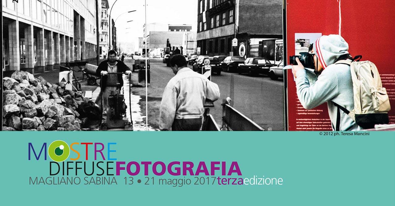 MOSTRE DIFFUSE FOTOGRAFIA 2017 MAGLIANO SABINA