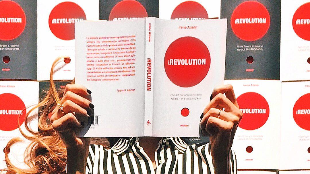 Irene Alison presenta a Mostre Diffuse Fotografia iRevolution