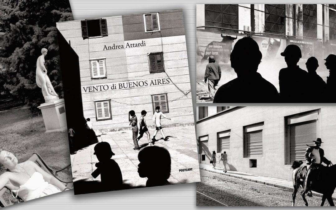 ANDREA ATTARDI, VENTO DI BUENOS AIRES