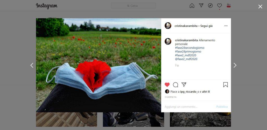 Contest instagram #fase2ilprimogiorno, evento mostre diffuse fotografia 2020,