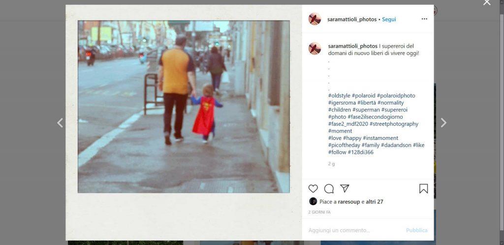 Contest instagram #fase2ilprimogiorno, evento mostre diffuse fotografia 2020