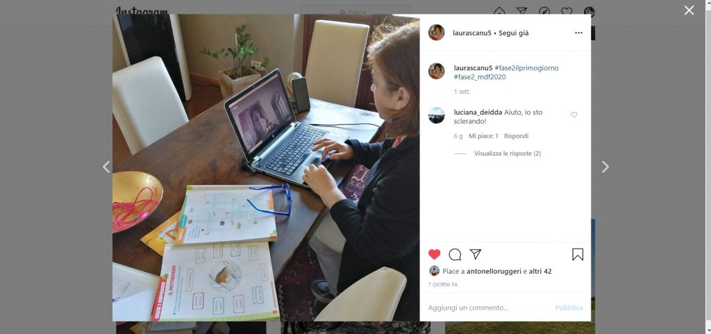 Contest instagram #fase2ilprimogiorno, evento mostre diffuse fotografia 2020, Laura Scanu